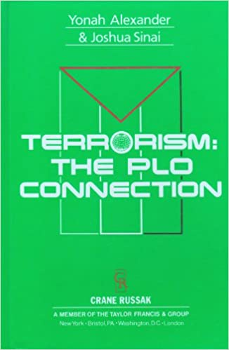 Terrorism: The PLO Connection (International Book Series on Terrorism)